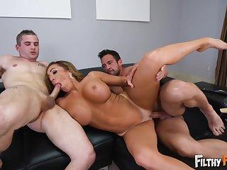 Richelle Ryan - Centerfold Fucks Her Stepson