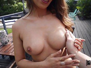 Stranded Teens - Naked Neighbor 1 - Fat Tits