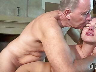 Young hot girl loves to get some cock and cumshot