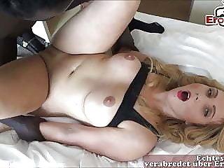 German layman slut fucks black cock at userdate in hotel