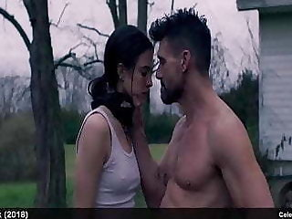 Margaret Qualley frontal nude and hot sex movie scenes